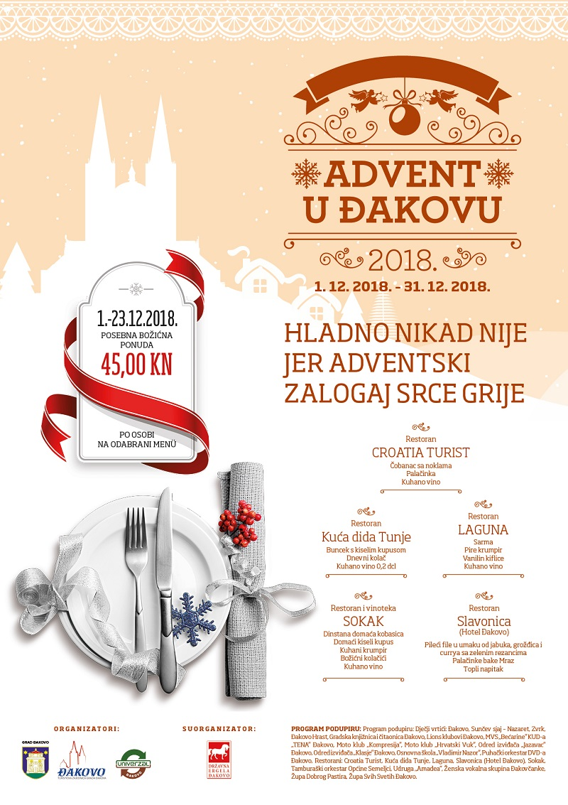Advent 2018 plakat restorani